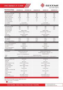 Brochure GW-D-NS 3K-5K