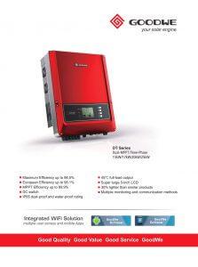 Brochure GW-DT 15K - 25K