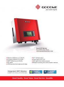 Brochure GW-DT 4K - 10K