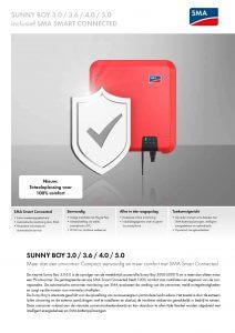 SunnyBoy 3.0-3.6-4.0-5.0