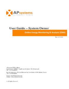 APSystems-EMA-Handleiding