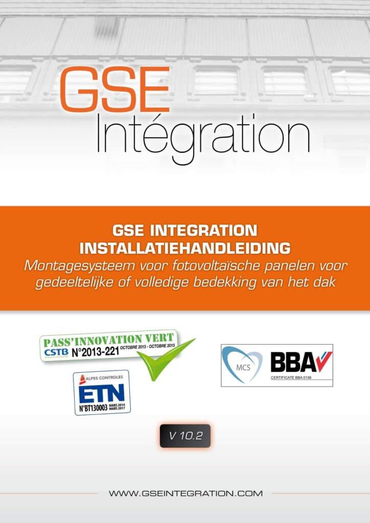 Installatiehandleiding GSE Indaksysteem