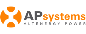 Logo APSystems Micro omvormers