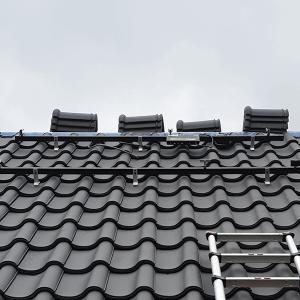 Montagesysteem Solarstell Zwart