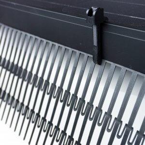 Solarguard Pro Vogelwering Detail Bevestiging
